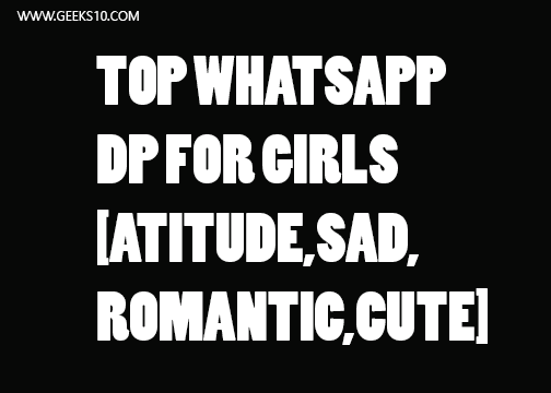 whatsapp dp for girl