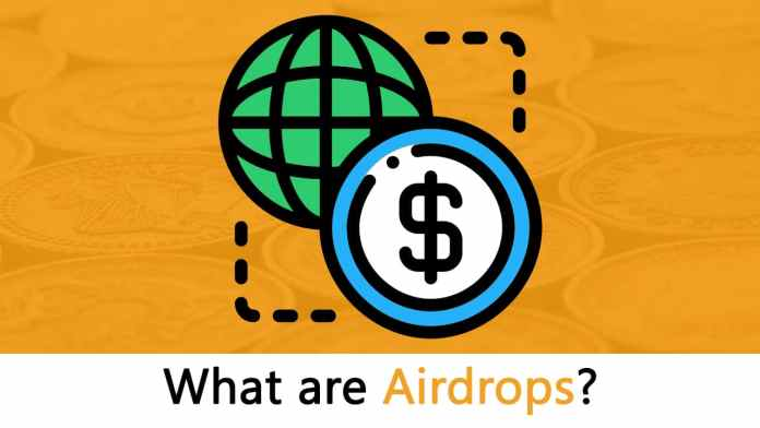 What are airdrops and how to get them? - the complete guide
