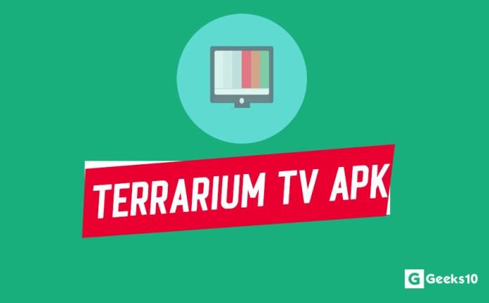 Download Terrarium TV Apk Latest (100% Active MOD 2020)