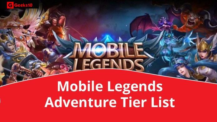 Best Mobile Legends Adventure Tier List with Top Heroes (2021)