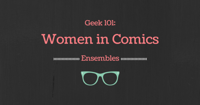 Women in Comics Ensembles