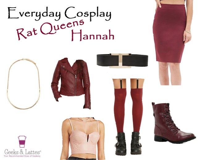 Everyday-Cosplay-Rat-Queens-Hannah