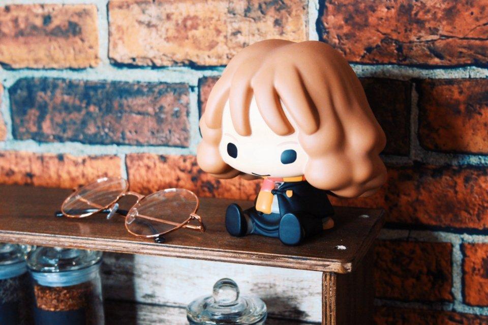 Eine Hermine Granger-Spardose. Foto: Lilli/geek's Antiques