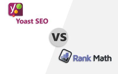 Yoast SEO vs RankMath: WordPress SEO plugin