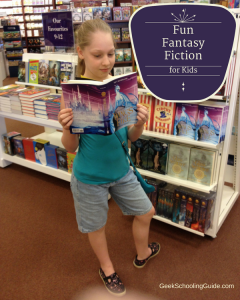 fantasy fiction for kids