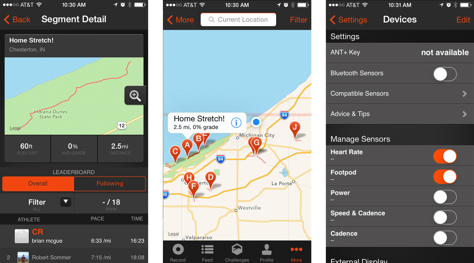 Best run tracking apps for iPhone: Strava Run
