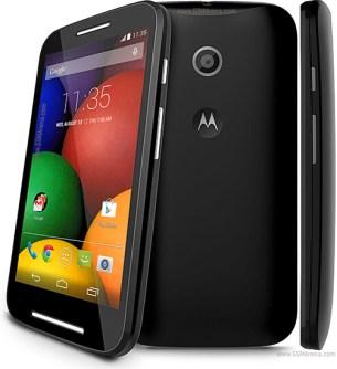 motorola-moto e smartphone