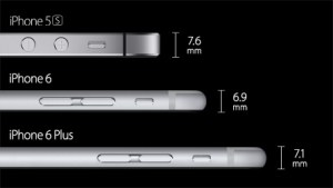 These are the thinnest iPhones ever made.