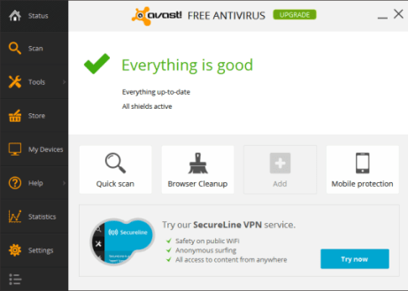 avast best free antivirus