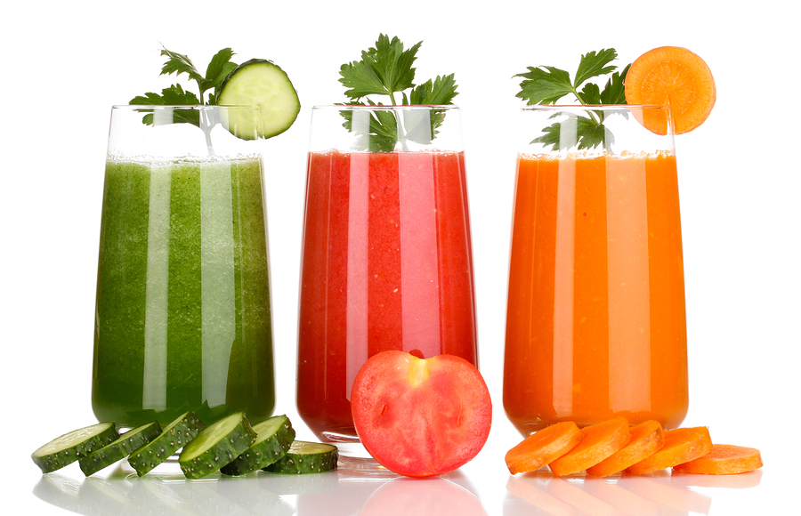 juices to lose belly fat