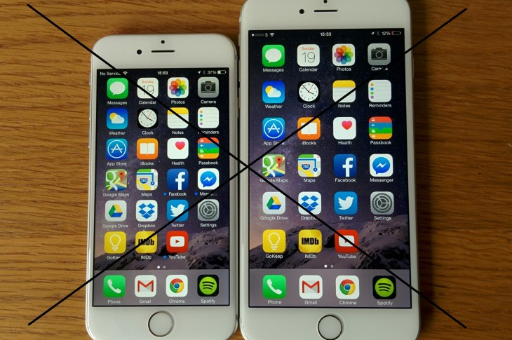 Reasons For Not Buying iPhone 6 & Plus