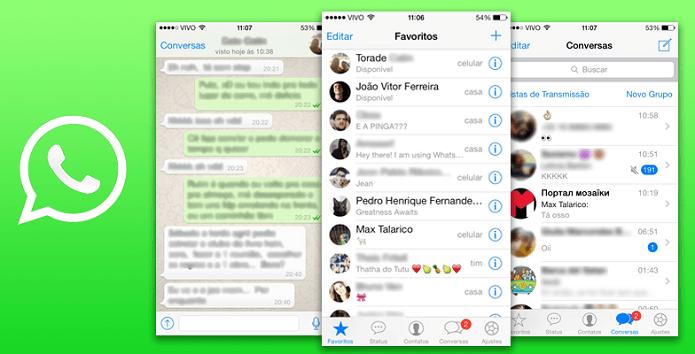 WhatsApp Voice Calls on iOS