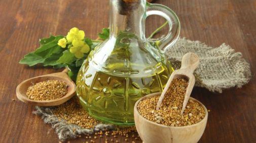 mustard-oil-knee pain