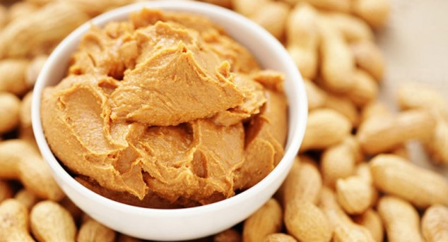 peanut butter for heart