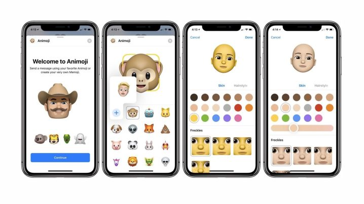 Memoji and Animoji