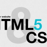 New HTML5 and CSS3 Websites