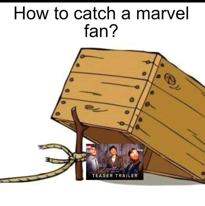 Marvel Meme