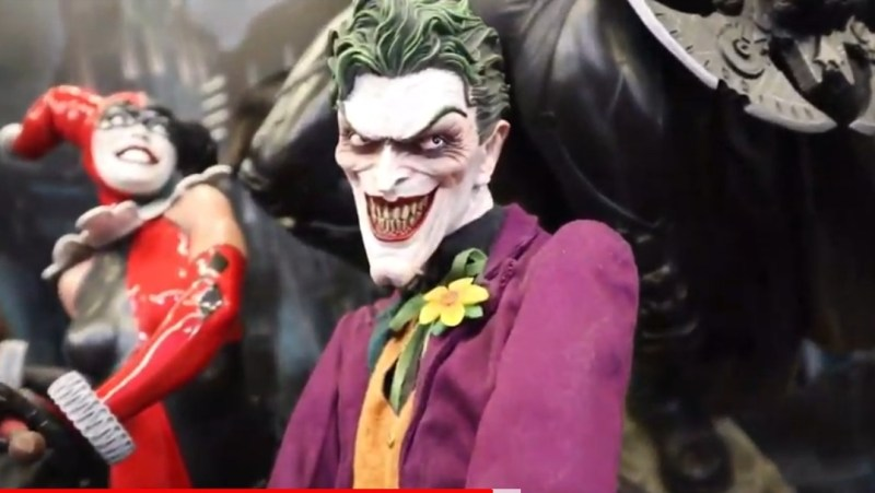 Joker Sideshow Collectibles