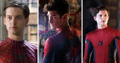 3 spiderman
