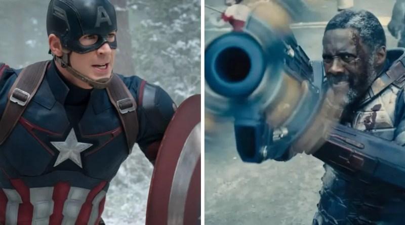 Captain America Bloodsport