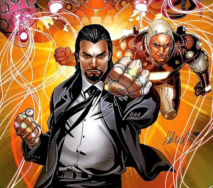 The Ten Rings Marvel Comics