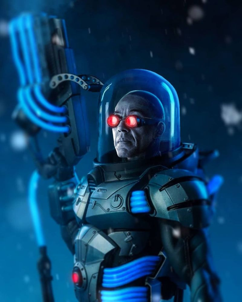 Giancarlo Esposito Mr Freeze