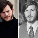 Here's Ashton Kutcher as Steve Jobs