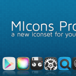 MIcons: 300+ Icons For MIUI