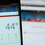 Latest Google Now Update Replaces Banner Image with Google Doodle