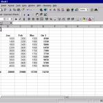 Speed Up Ms Excel With Auto Options