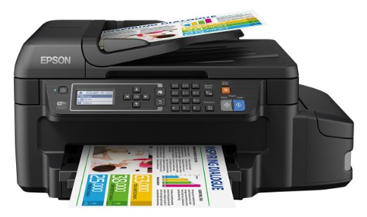 Epson Eco Tank ET-4550 Multifunction Printer with Refillable Ink Tanks