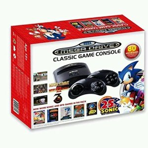 Sega-Mega-Drive-Classic-Game-Console-with-80-Games-Electronic-Games-0-0