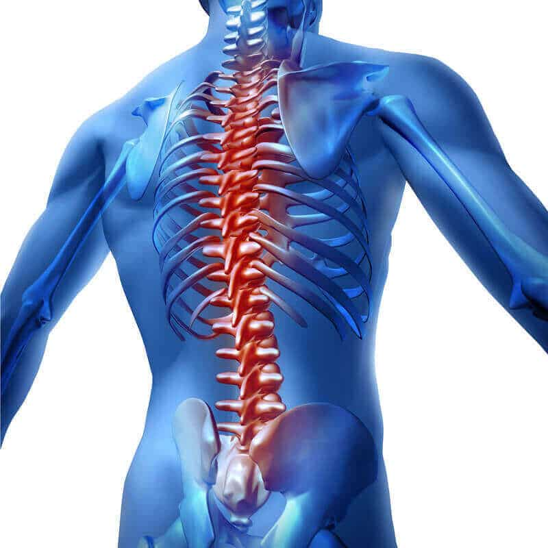 How to ease back pain - natural treatment for back pain