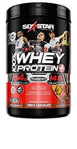 six star whey protein review