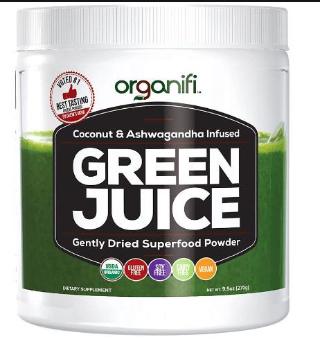 organify gree juice reviews