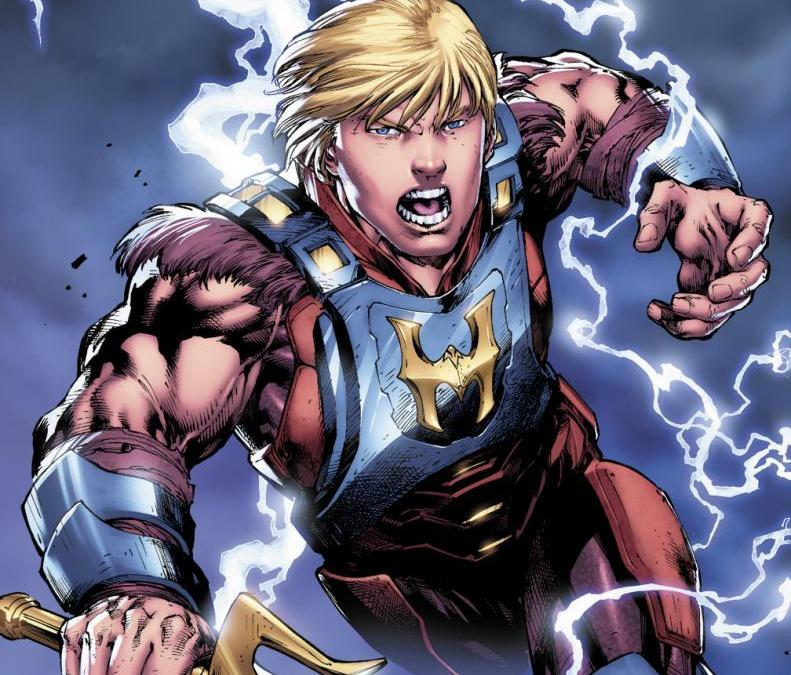 New He-Man look revealed by DC Comics