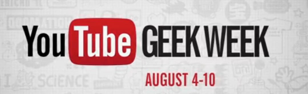 GeekWeek – Ditch your date like a Superhero