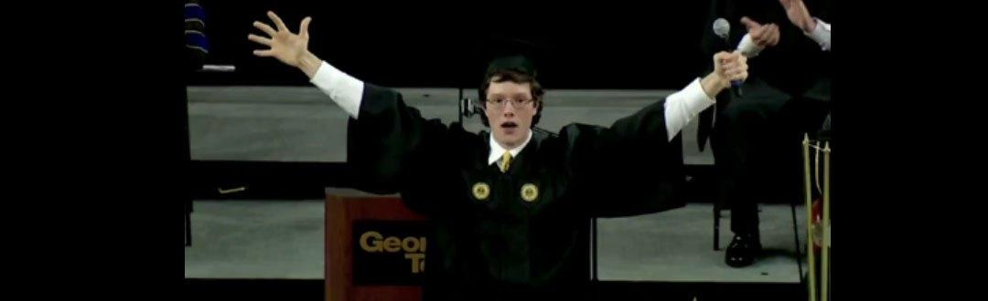 Georgia Tech Student Speech Goes Viral