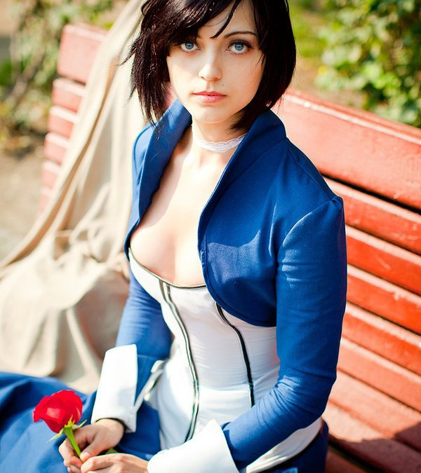 "Anna ""Ormeli"" Moleva – Cosplay Hottie lands a Job with BioShock Infinite"
