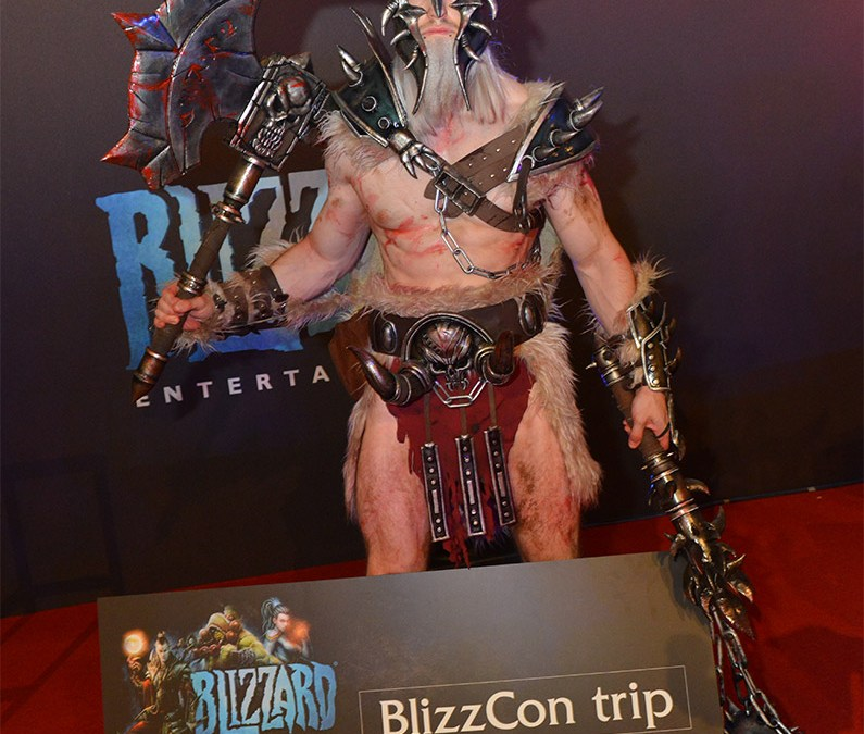 Blizzard GamesCom 2013 Cosplay Competition Winners