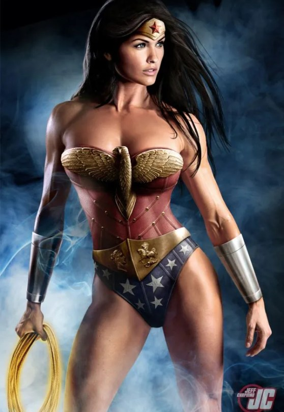 Batman vs superman cast wonder woman-2829