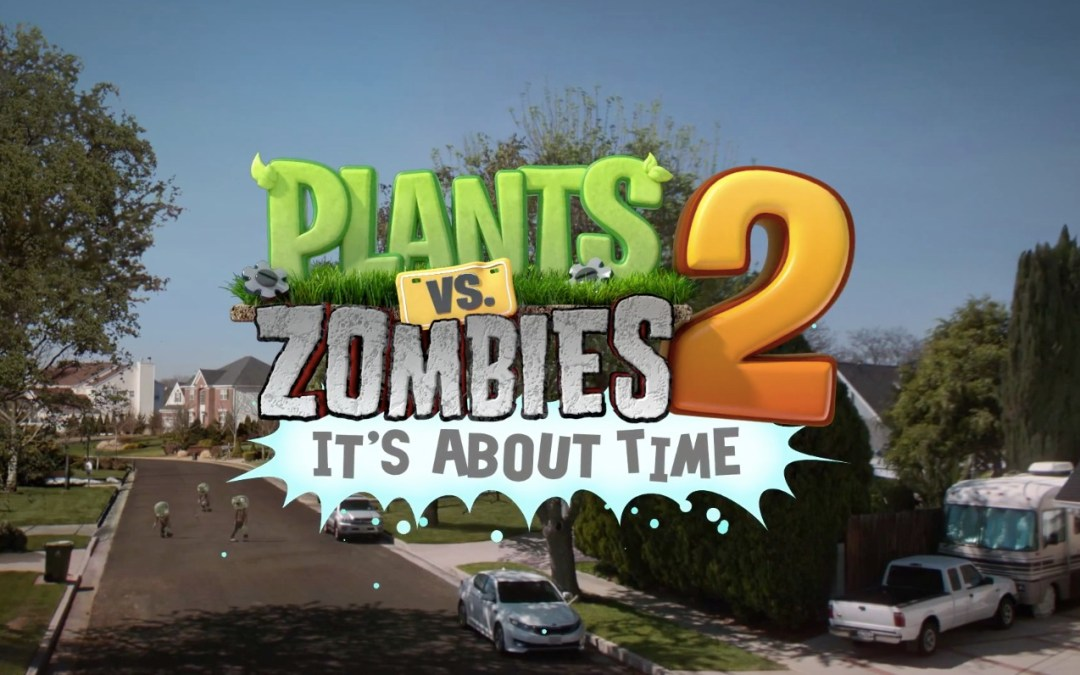 Plants vs Zombies rules iOS store with 25 Million downloads
