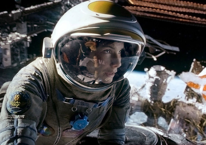 Gravity to be the best Space film ever?