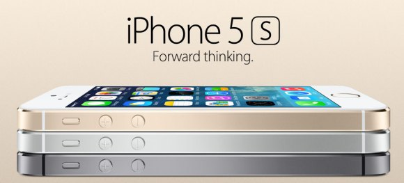 The new iPhone 5S