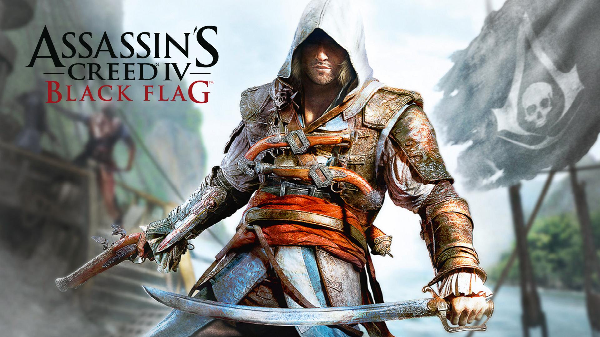 Assassins Creed Iv Black Flag Wallpaper Geekshizzle