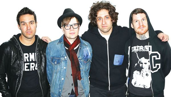 Music Video: Fall Out Boy Premieres 'Love, Sex, Death'