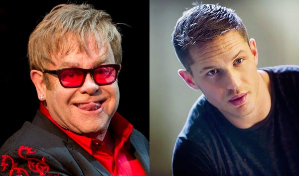 Tom Hardy Confirmed to Play Elton John in 'Rocketman'