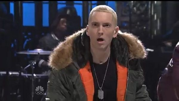 Eminem Goes 'Berzerk' on 'Saturday Night Live', But Did He Lip-Sync?