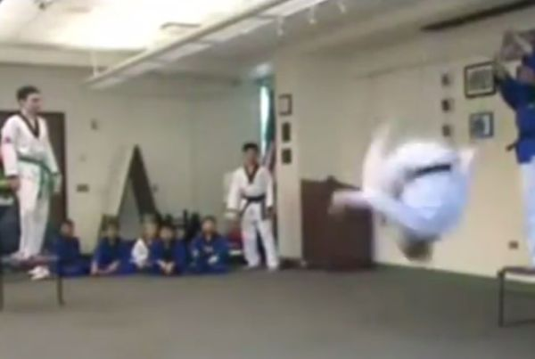Video: Ultimate Martial Arts Fails Compilation 2013