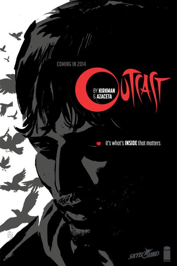 """""""Outcast"""" poster"""